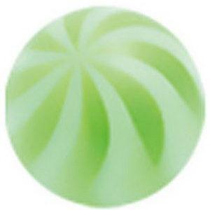 Candy Ball - Grønn Akrylkule