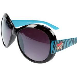 Faith - Svart/Blå Solbrille Sammenlign med Ed Hardy