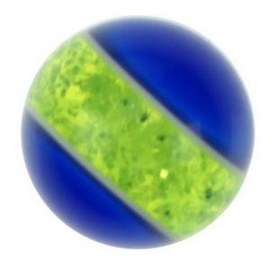 Green and Blue Akrylkule