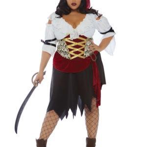 High Sea Pirate Damekostyme