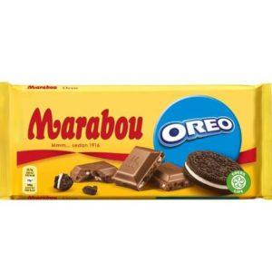 Marabou Oreo Sjokoladeplate 185 gram