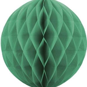 Mosegrønn Honeycomb Ball 40 cm