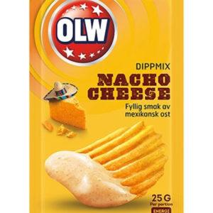 Nacho Cheese Dipmix 25 gram
