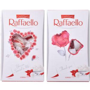 Raffaello Gaveeske med Mandel og Kokoskonfekt