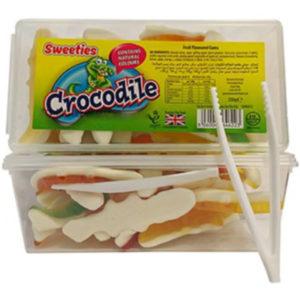 Sweeties Crokodile / Boks med Krokodiller 200 gram