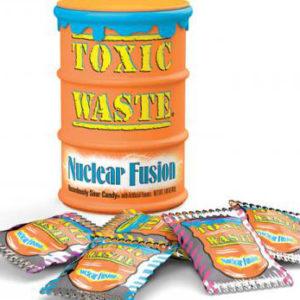 Toxic Waste Nuclear Fusion Supersurt Sukkertøy